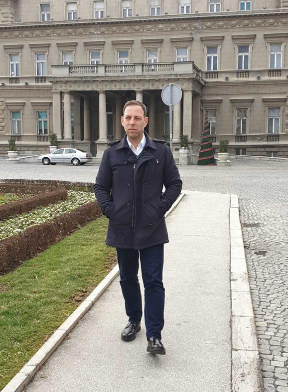 Gradski urbanista Marko Stojčić kaže da će se radovi izvoditi u tri faze