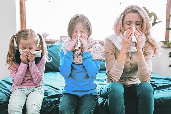 Prehlada ili grip