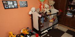 Tak wygląda pokój w którym zamieszka Adaś. Fakt pomógł w remoncie