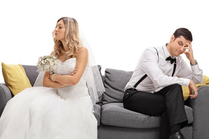 Možda je bolje da na vreme odustanu od braka