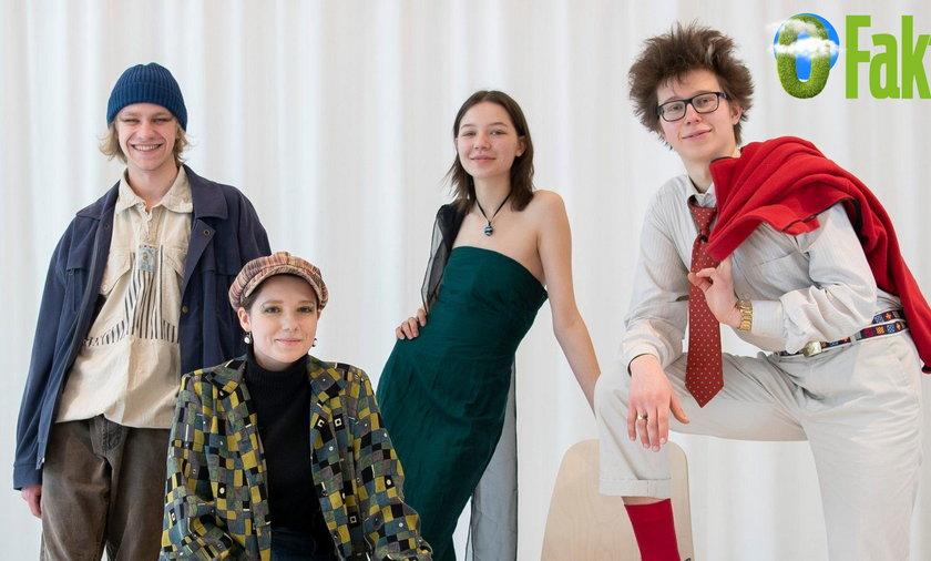 """Grupa """"Z Liścia"""" promuje slow fashion"""