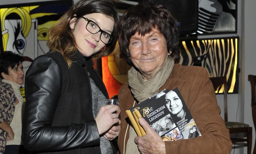 Ewa Sałacka i Matylda Kirstein