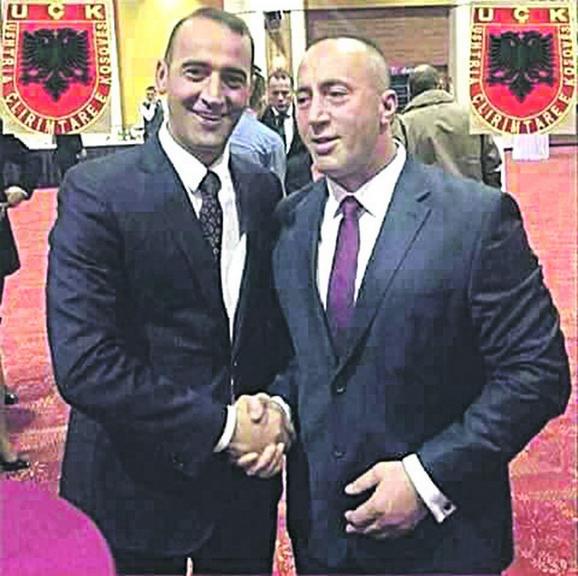 Braća Daut i Ramuš Haradinaj