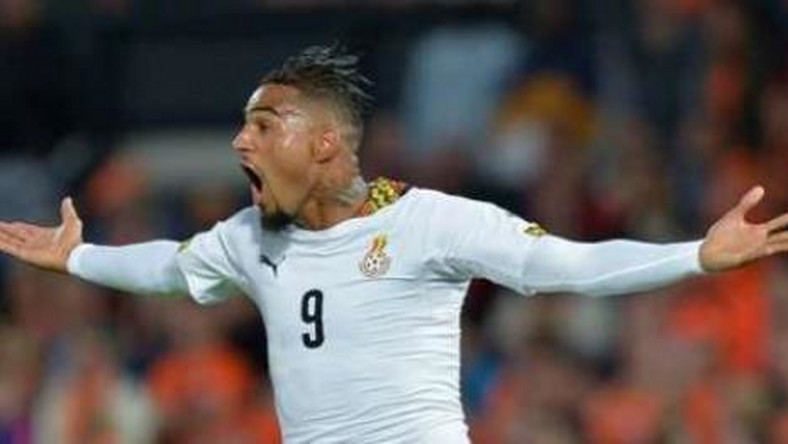 Kevin-Prince Boateng at BLACK STARS