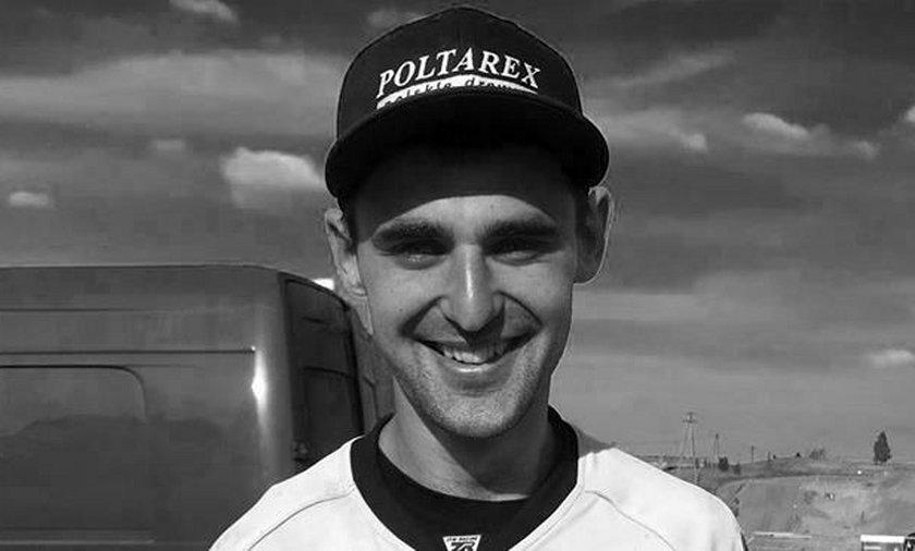 Łukasz Lonka nie żyje. Mistrz Polski w motocrossie miał wypadek