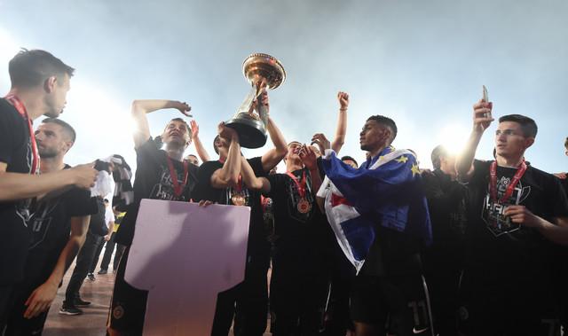 Partizan brani titulu u Kupu
