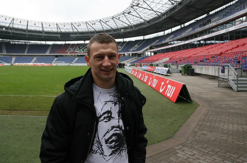 Dariusz Żuraw nowym trenerem Miedzi Legnica