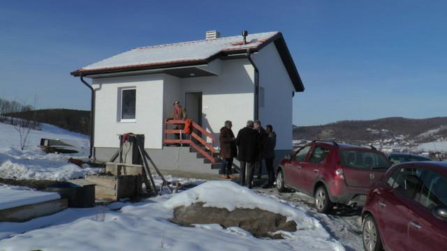 Kuća Veselinku Mrvaljeviću izgrađena u Braneškom Polju pod Zlatiborom