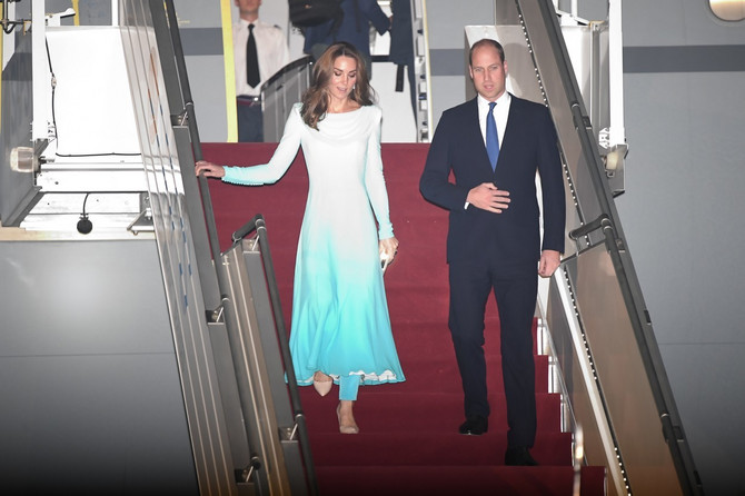 Kjet Midlton i princ Vilijam večeras doputovali u Pakistan