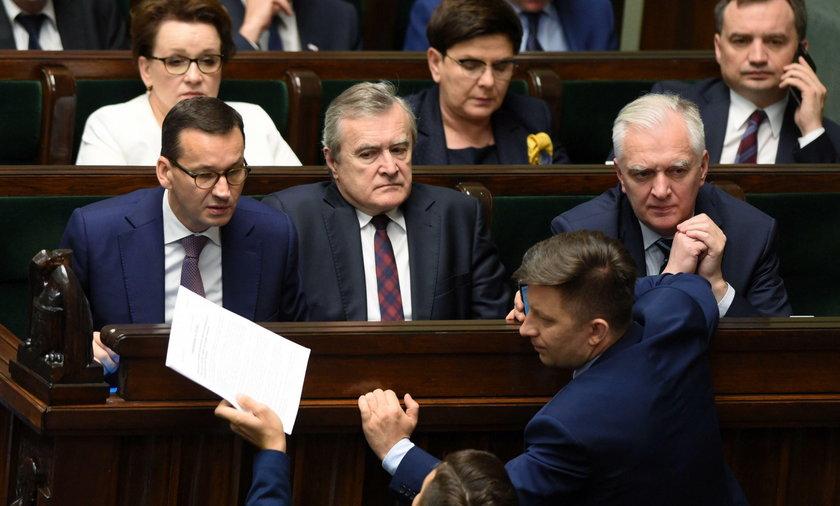 Debata i głosowanie nad projektem ustawy o IPN