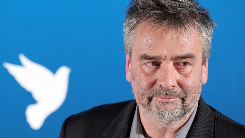 Luc Besson otoczony megagwiazdami i mafią