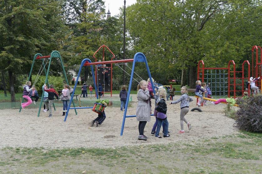 We wrocławskich parkach zmieni się regulamin