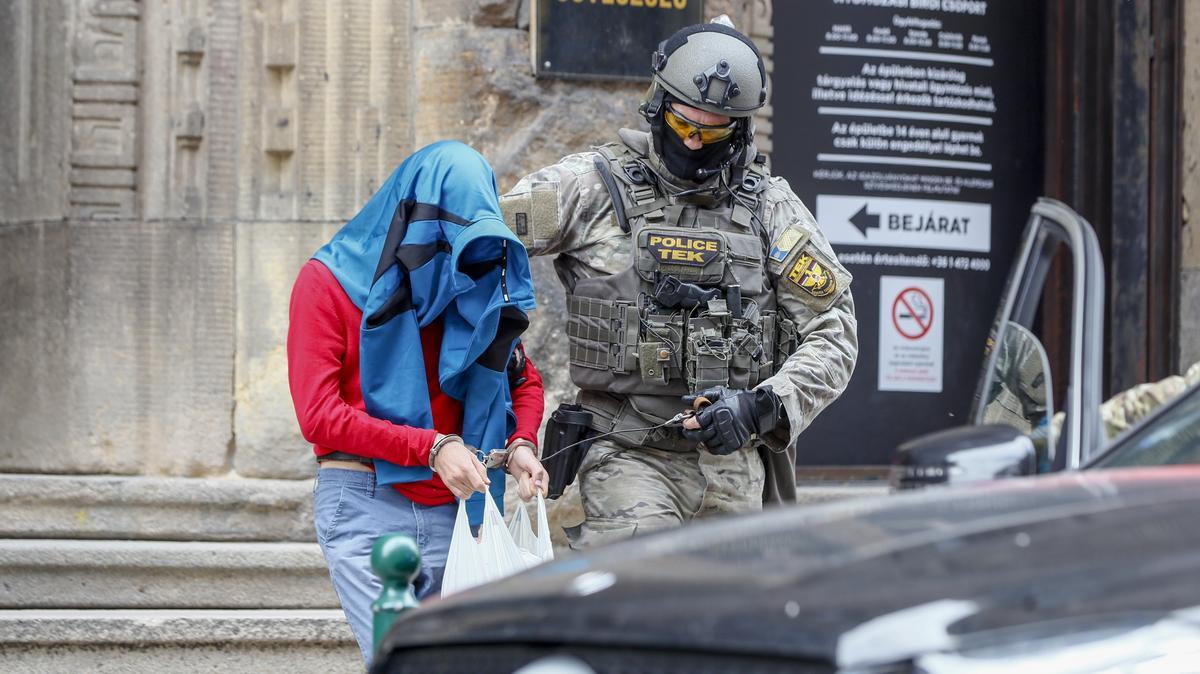 Ő az elfogott magyar terrorista: a budapesti Eb-meccsen akart vérfürdőt rendezni - fotó