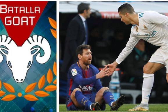 Mesi izgubio u finalu! OPET! Pola miliona ljudi je BIRALO najboljeg fudbalera u istoriji, PELE ISPAO u četvrtfinalu! I Zidan, i Krojf...