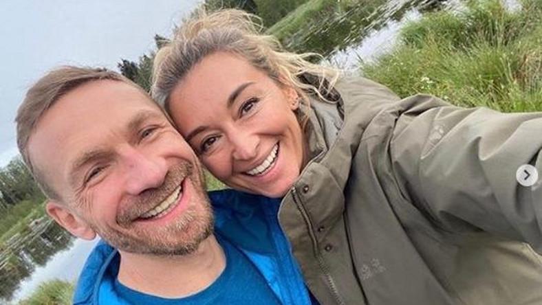 Martyna Wojciechowska i Przemysław Kossakowski / fot. martyna.world/Instagram
