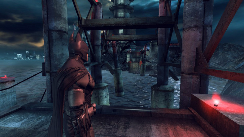 Galeria Batman: Arkham Origins Blackgate