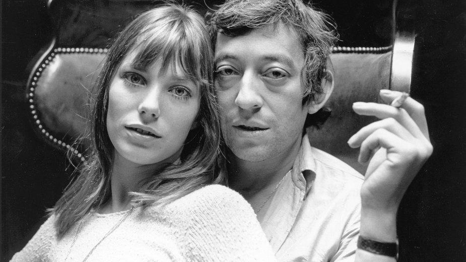 Charlotte i Serge Gainsbourg