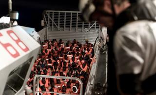 UE chce zerwać z polityką przyjmowania migrantów ze statków