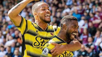 Dennis and Troost-Ekong: Remarkable stats from Watford pair in their defeat of NorwichCity