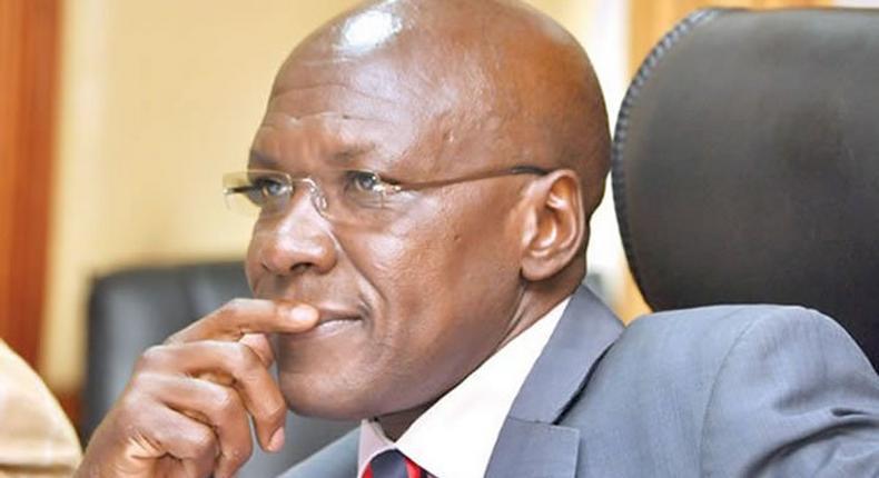 Former Kakamega Senator Boni Khalwale