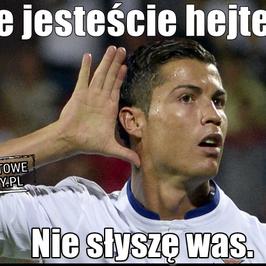 Real Madryt pokonał Atletico. Cristiano Ronaldo głównym bohaterem memów