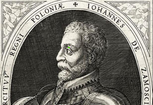 Zamoyski przez ponad dwadzieścia lat był hetmanem wielkim i to pierwszym w Koronie hetmanem dożywotnim.Jan Zamoyski