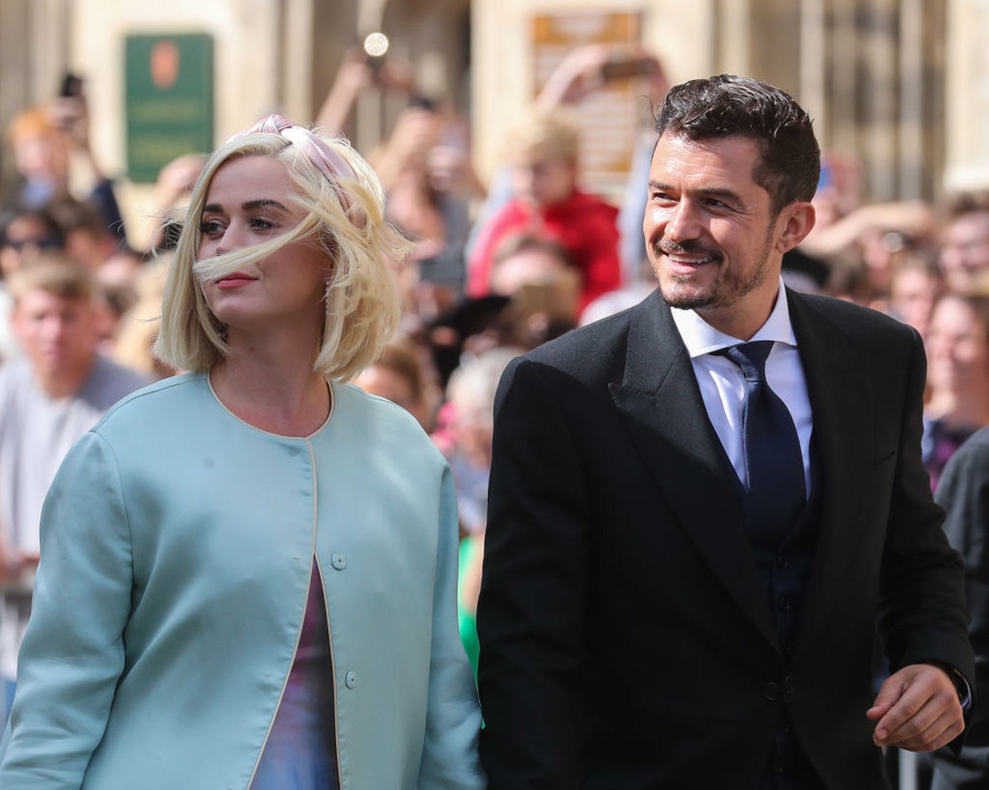Katy Perry i Orlando Bloom / Getty Images / John Rainford / Contributor