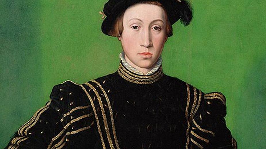 Maksymilian II Habsburg - obraz Guillema Scrotesa - domena publiczna