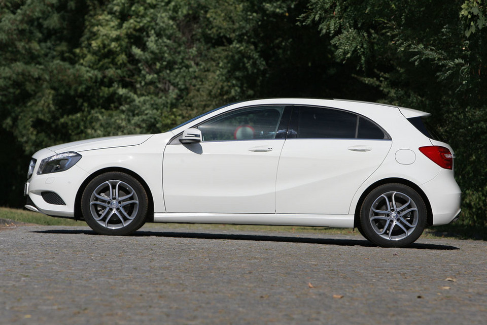 Mercedes A 180 Edition
