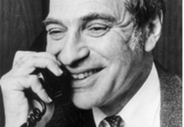 Kenneth Arrow amerykański ekonomista, laureat ekonomicznego Nobla w 1972 r.
