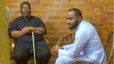 Nollywood veteran Pete Edochie endorses son Yul for 2023 presidency