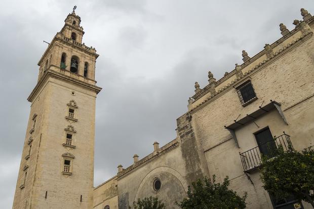 Kościół Santa María de la Oliva w Lebriji