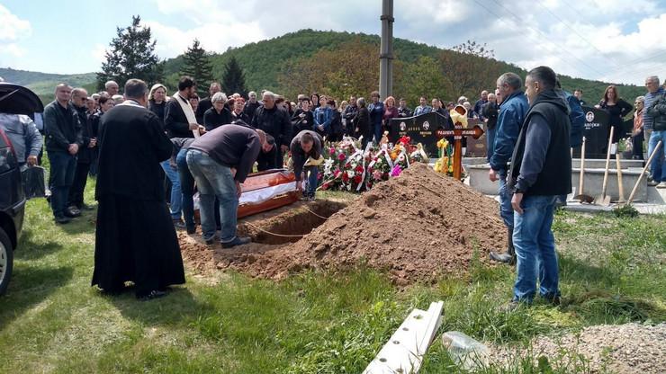 sahrana jelica radovic