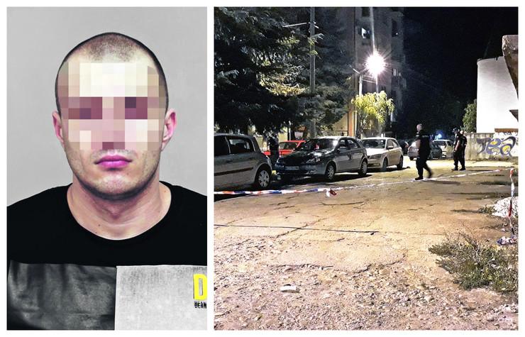 Muškarac ranjen u Nišu na parkingu