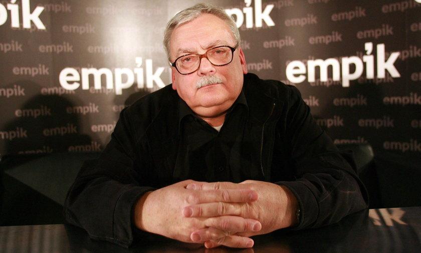 Sapkowski pierwszy w Amazon. Będzie wśród top 10 najlepiej sprzedających się autorów na świecie