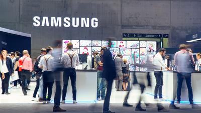 Polski oddział Samsunga sprzedał więcej telewizorów i sprzętu AGD. Smartfony w dół