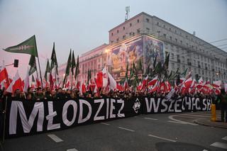 Dworczyk o marszu w 100-lecie odzyskania niepodległości: Przebiegł spokojnie, incydenty w minimalnej skali