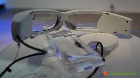 CES 2014: Sony projektuje nowe okulary dla telewidzów