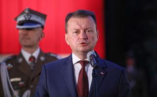 Błaszczak: Bitwa Warszawska przeszła do historii, jako jedna z decydujących o losach świata