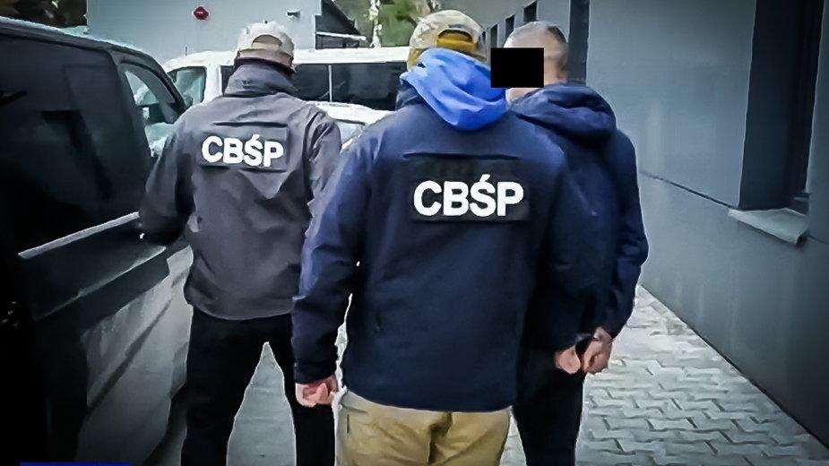 Funkcjonariusze CBŚP rozbili grupę produkującą narkotyki