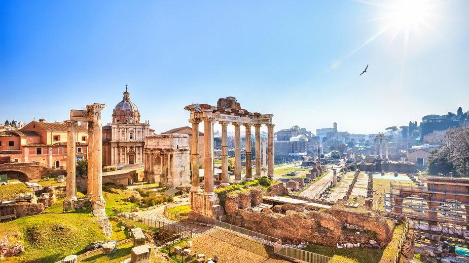 Rzym, Forum Romanum