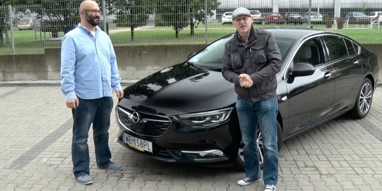 Auta bez ściemy - nowy Opel Insignia