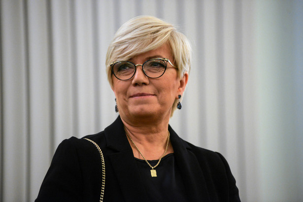 TK rozpoznał sprawę w składzie pięciorga sędziów. Przewodniczącą składu była prezes TK Julia Przyłębska, zaś sprawozdawcą sędzia Justyn Piskorski. W składzie znaleźli się też sędziowie Grzegorz Jędrejek, Zbigniew Jędrzejewski i Andrzej Zielonacki.