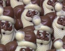 Produkcja świątecznych czekoladek rusza już pod koniec wakacji