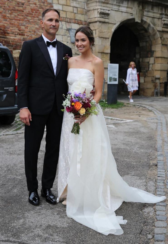 Dušan Vemić i supruga 1