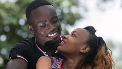 """Omanyala's wife reveals how they """"ran into each other"""" [Video]"""