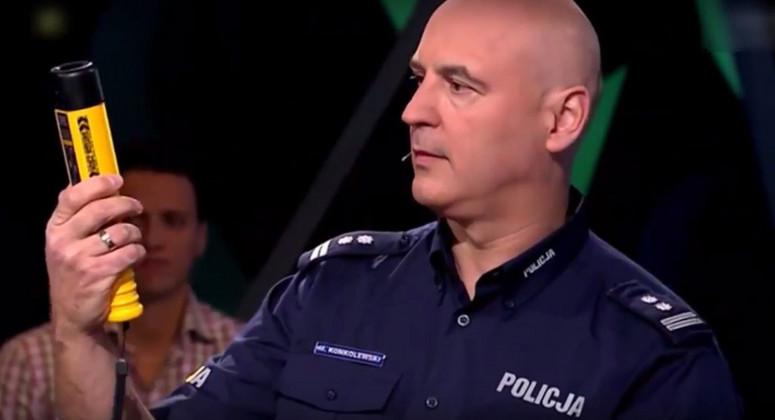 filmy policjanta