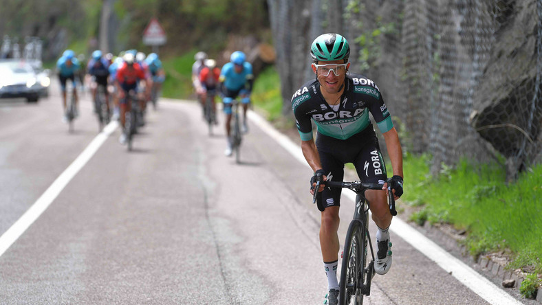 Rafał Majka trzeci w Tour of the Alps