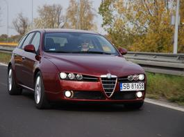 Top 5 - udane włoskie auta