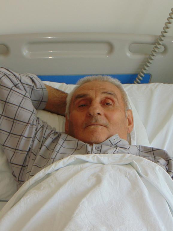 Aleksandar Rajković umro na pravom mestu pa ga odmah oživeli